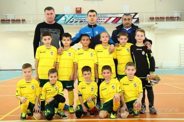CS Atletic Strășeni 2011 locul 5