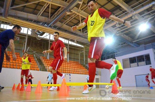 Selecționata Moldovei de Futsal în prelimanarii pentru Cupa Mondială