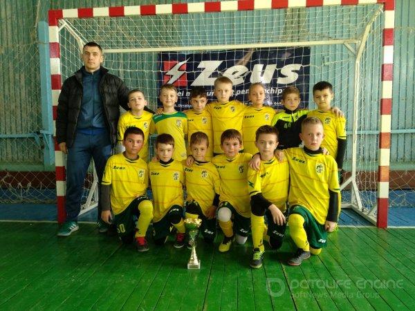 CS Atletic  a.n.2011 locul 1 la Junior Series